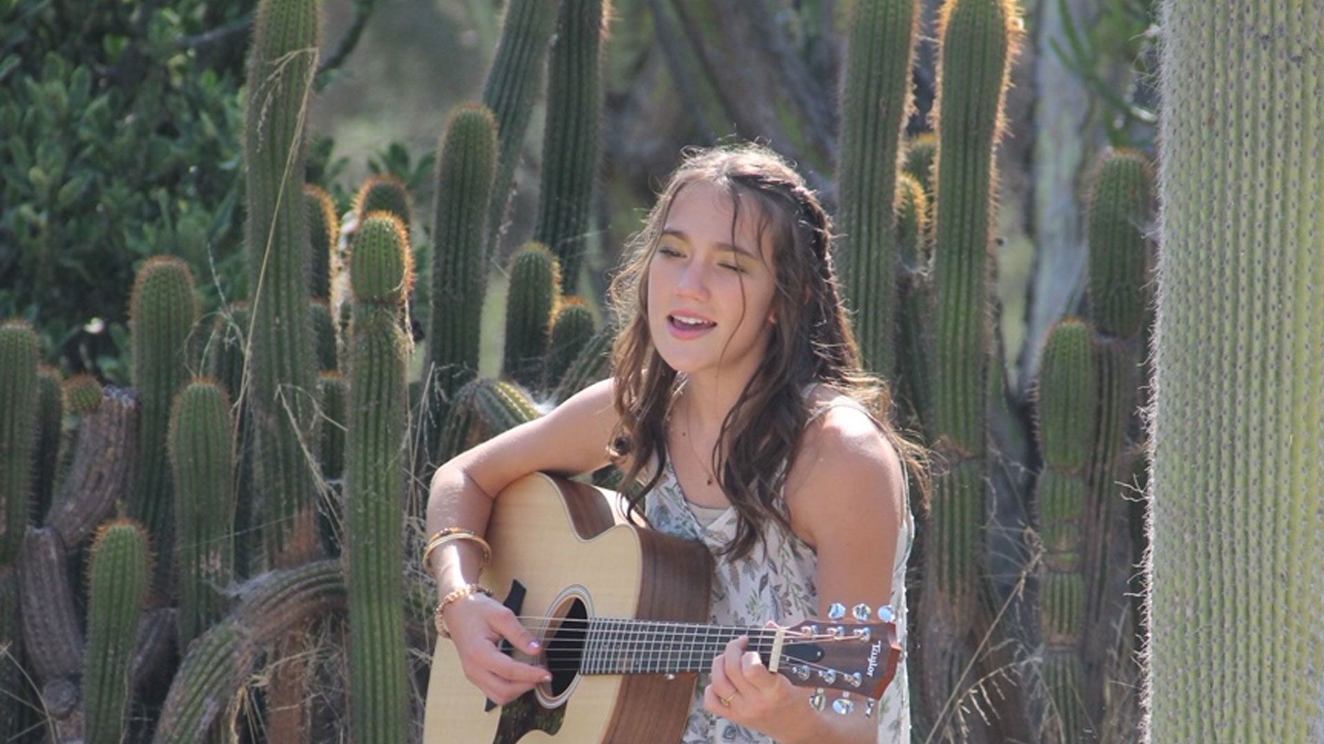 """Torrance-Born Teen Alyssa Grace to Release """"Breathe,"""" Which Could Well Be The Song of the Year"""